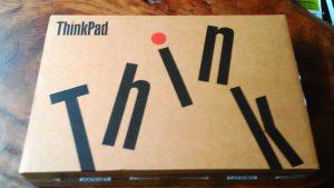 ThinkPad E480内箱