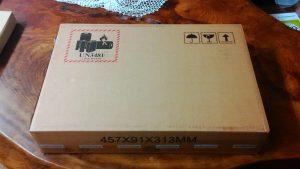 ThinkPad E480輸送外箱