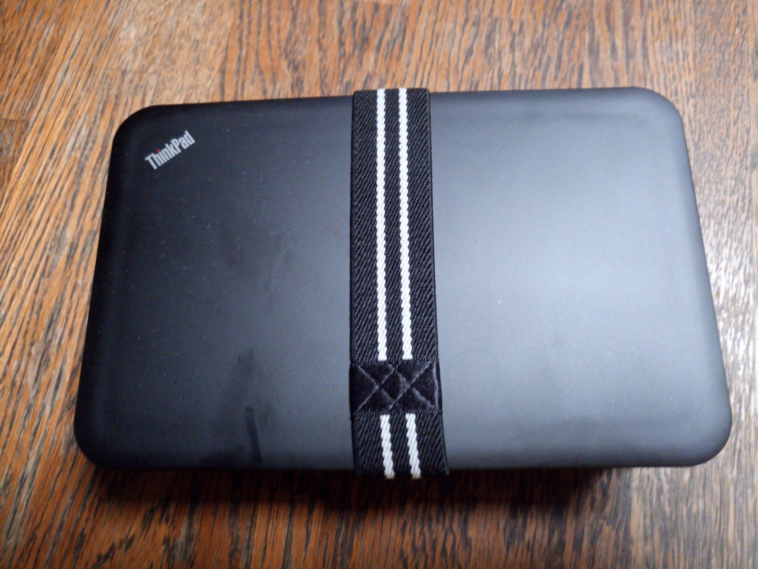 ThinkPad オリジナル弁当箱全景